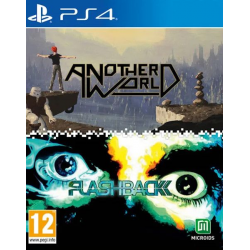 ANOTHER WORLD / FLASHBACK-PS4