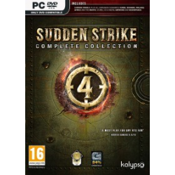 SUDDEN STRIKE 4: COMPLETE COLLECTION-PC