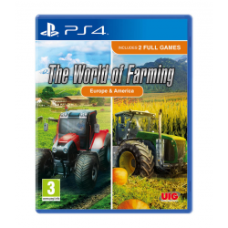 THE WORLD OF FARMING-PS4