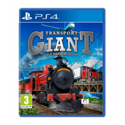 TRANSPORT GIANT: GOLD EDITION-PS4