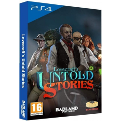 LOVECRAFTS UNTOLD STORIES: COLLECTORS EDITION-PS4
