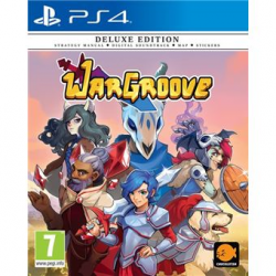 WARGROOVE: DELUXE EDITION-PS4