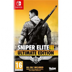SNIPER ELITE 3: ULTIMATE EDITION-SWITCH