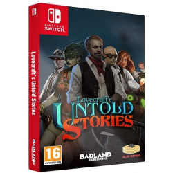 LOVECRAFTS UNTOLD STORIES: COLLECTORS EDITION-SWITCH