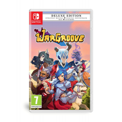 WARGROOVE: DELUXE EDITION-SWITCH