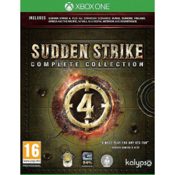 SUDDEN STRIKE 4: COMPLETE COLLECTION-XBOX ONE