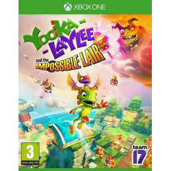 YOOKA-LAYLEE AND THE IMPOSSIBLE LAIR-XBOX ONE