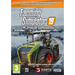 FARMING SIMULATOR 19 PLATINUM EDITION EXPANSION-PC