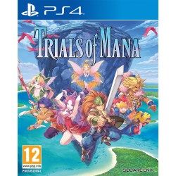 TRIALS OF MANA-PS4