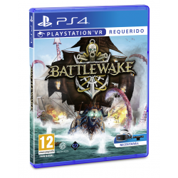 VR BATTLEWAKE-PS4