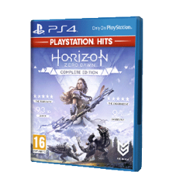 HORIZON ZD COMPLETE EDITION HITS-PS4