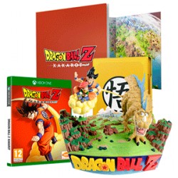 DRAGON BALL Z KAKAROT COLLECTOR EDITION-XBOX ONE