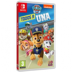 PAW PATROL: ON A ROLL + ESTUCHE SWITCH-SWITCH
