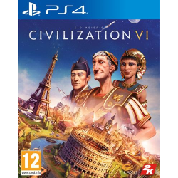 CIVILIZATION VI-PS4