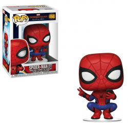 FIG FUNKO POP MARVEL SPIDERMAN FAR FROM HOME