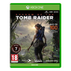 SHADOW OF THE TOMB RAIDER DEFINITIVE EDITION-XBOX ONE