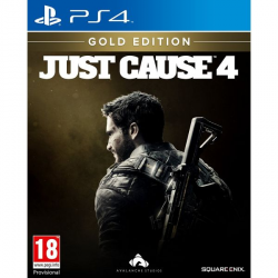 JUST CAUSE 4 GOLD EDITION-PS4