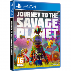 JOURNEY TO THE SAVAGE PLANET-PS4