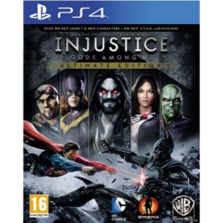 INJUSTICE: GODS AMONG US ULTIMATE EDITION-PS4