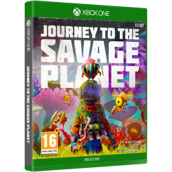 JOURNEY TO THE SAVAGE PLANET-XBOX ONE