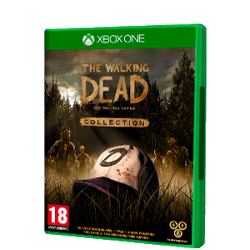 THE WALKING DEAD COLLECTION TELLTALE-XBOX ONE