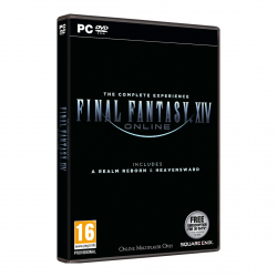 FINAL FANTASY XIV ONLINE COMPLETE EXPERIENCE-PC