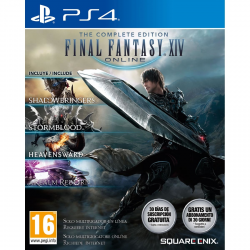 FINAL FANTASY XIV COMPLETE EDITION-PS4