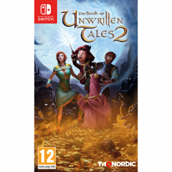 THE BOOK OF UNWRITTEN TALES 2-SWITCH