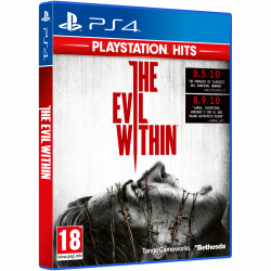 THE EVIL WITHIN HITS-PS4