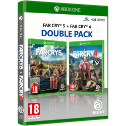 COMPILACION FAR CRY 4 + FAR CRY 5-XBOX ONE