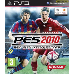 PRO EVOLUTION SOCCER 2010-PS3