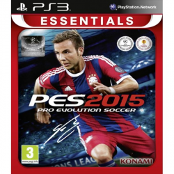 PRO EVOLUTION SOCCER 2015 ESSENTIALS-PS3