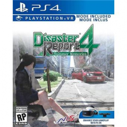 DISASTER REPORT 4: SUMMER MEMORIES-PS4