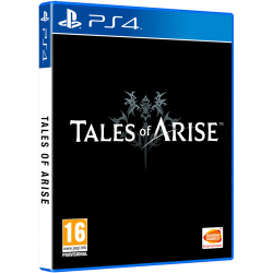 TALES OF ARISE-PS4