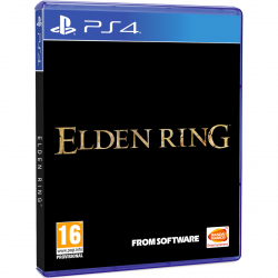 ELDEN RING-PS4