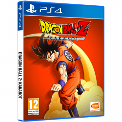 DRAGON BALL Z KAKAROT-PS4