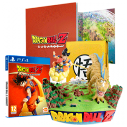 DRAGON BALL Z KAKAROT COLLECTOR EDITION-PS4