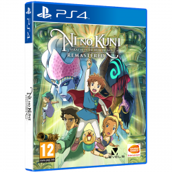 NI NO KUNI: LA IRA DE LA BRUJA BLANCA-REMASTERED-PS4