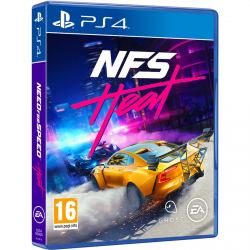 NEED FOR SPEED HEAT-PS4