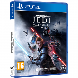STAR WARS JEDI FALLEN ORDER-PS4