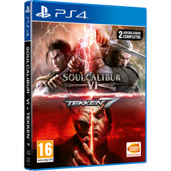 TEKKEN 7 + SOULCALIBUR VI-PS4