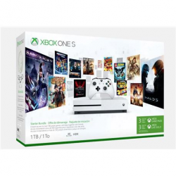 CONSOLA XBOX ONE S STARTER BUNDLE