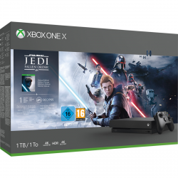 CONSOLA XBOX ONE X 1TB + STAR WARS