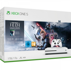 CONSOLA XBOX ONE S 1TB + STAR WARS