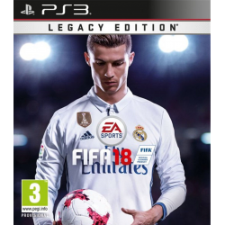 FIFA 18 LEGACY EDITION-PS3