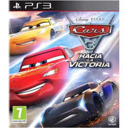 CARS 3- PS3