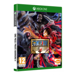 ONE PIECE PIRATE WARRIORS 4 COLLECTOR EDITION-XBOX ONE