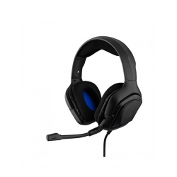 AURICULARES GAMING THE G-LAB KORP COBALT BLACK CON MICROFONO