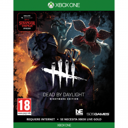 DEAD BY DAYLIGHT NIGHTMARE EDITION-XBOX ONE