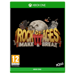 ROCK OF AGES 3: MAKE & BREAK-XBOX ONE